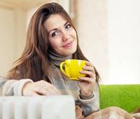 Energie besparen door warme kleding aan te trekken
