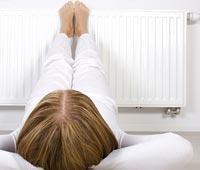 Weersafhankelijke thermostaat